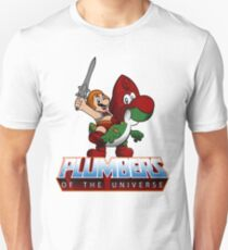 I have the Power-up T-Shirt