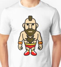 Zangief, the Red Cyclone of Street Fighter T-Shirt