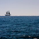 Sailing ship by Wildcat123