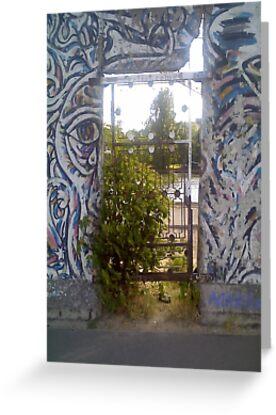 Door to Wonderland by Poetess