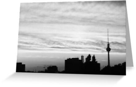 Blue(s) Berlin by Poetess