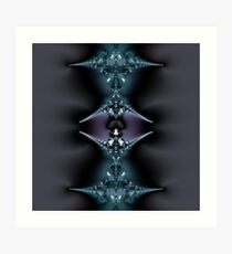 Space Jewelry Art Print