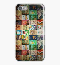VINTAGE POSTERS iPhone Case/Skin