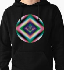 Rainbow Jewelry Pullover Hoodie