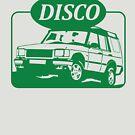 LR Disco illustration by Robin Lund