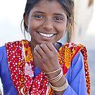 Darawar Girl by Khizar Rajput