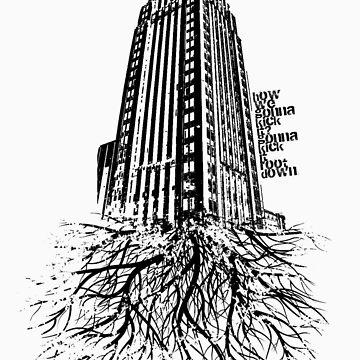 Root Down (lyric) by readybreak