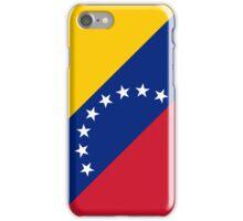 Smartphone Case - Flag of Venezuela - Diagonal iPhone Case/Skin