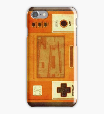 The age of gaming iPhone Case/Skin