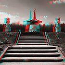 Peace Pagoda, Willen by George Parapadakis ARPS (monocotylidono)