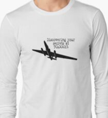 Discovering your secrets at 70,000ft by #fftw T-Shirt