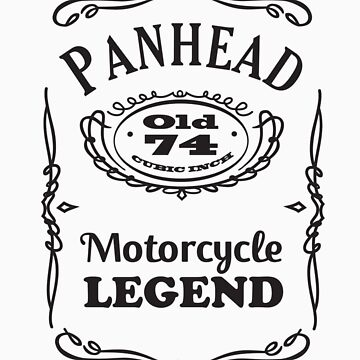 Panhead by limey57