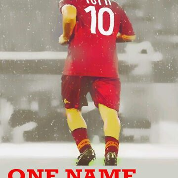 Francesco TOTTI -One Name, One Legend- by DABC