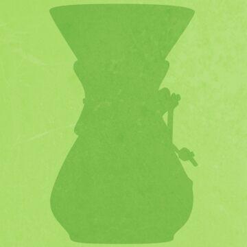 The Brew Series: CHEMEX by oskardahlbom