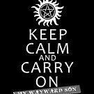Keep Calm 2 by KanaHyde