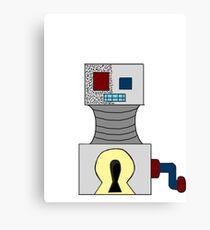 KeyRobot Canvas Print