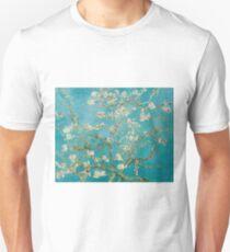 Vincent Van Gogh Almond Blossoms at St. Remy Unisex T-Shirt