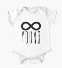 Forever Young One Piece - Short Sleeve