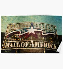 Mall of America Poster
