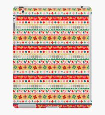 Folk Stripes iPad Case/Skin