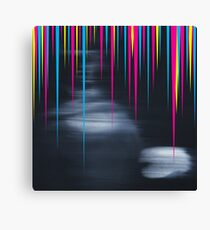 Record Sleeve for an Imaginary Band - Progressive Rock  Canvas Print