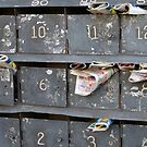 Metal mailboxes by Dentanarts