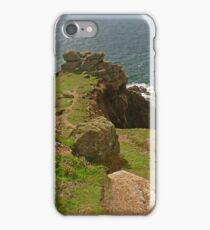 Along the South West Coast Path - II iPhone Case/Skin