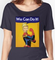 Carol the Riveter Women's Relaxed Fit T-Shirt