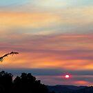 Sunset over Teranora NSW by sarcalder