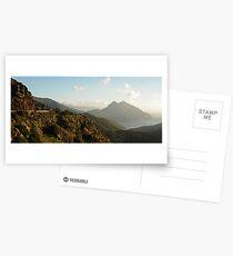 Corsica Postcards