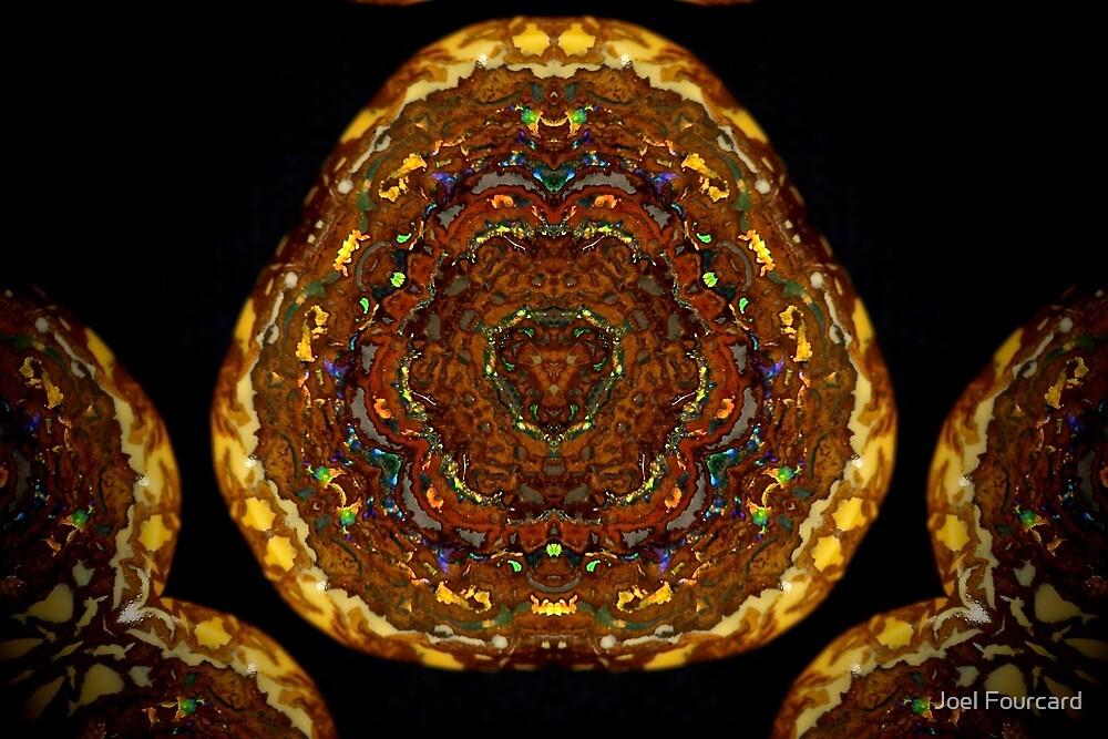 Opaleidoscope by Joel Fourcard