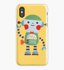 Little Robot iPhone Case