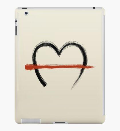 Take my ♥ iPad Case/Skin