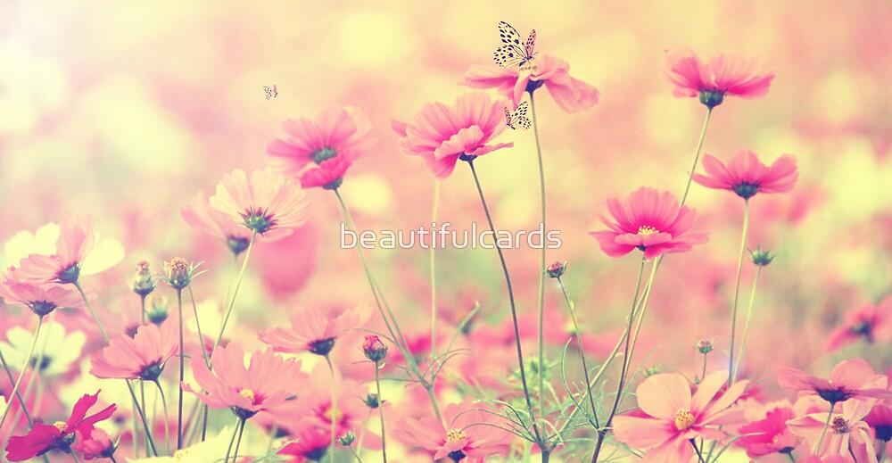 Pastel Pink Glow | Wall Art\