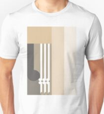 GRAVITY   - abstract geometry - plate 8 T-Shirt