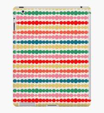 Beaded Stripes iPad Case/Skin
