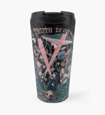 Out There Ode to The X Files Travel Mug