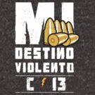 "La Bala ""Calle 13"" by mqdesigns13"