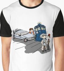 Doctor Meets Doctor Graphic T-Shirt