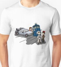Doctor Meets Doctor Slim Fit T-Shirt