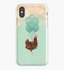 chicken licken iPhone Case