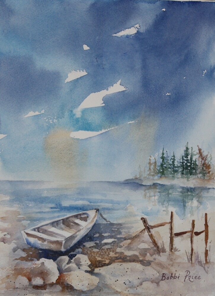 On The Rocks by Bobbi Price