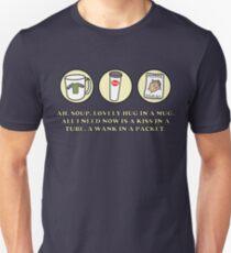 Peep Show – Lovely Hug in a Mug Slim Fit T-Shirt