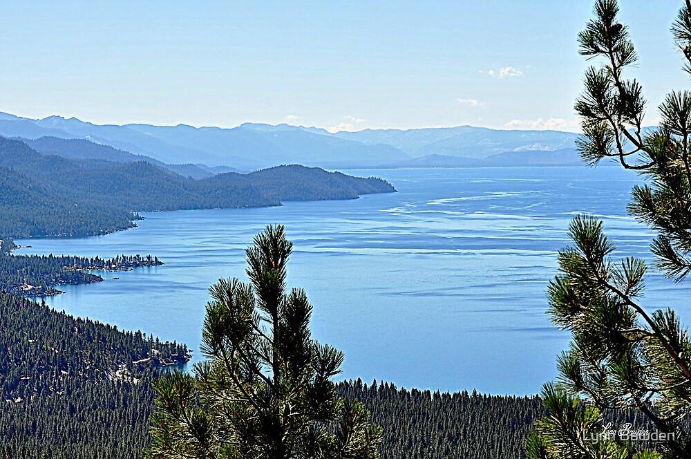 """ East Shore ~ Lake Tahoe Nevada"" by Lynn Bawden"