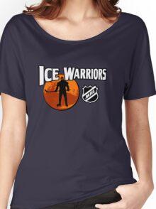 Ice Warriors - Martian Hockey League Women's Relaxed Fit T-Shirt