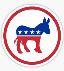 Democrat Sticker
