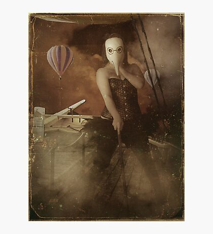 The Fool's Apprentice  Photographic Print