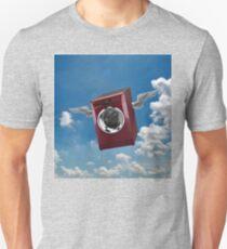 A rare Redbodied Washer - Mid flight T-Shirt