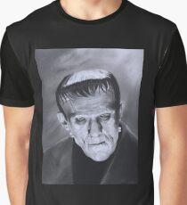 The Frankenstein Creature Graphic T-Shirt