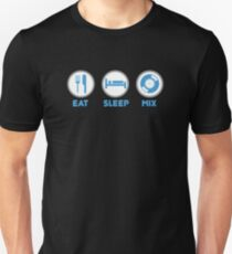 Eat Sleep Mix DJ Shirts T-Shirt
